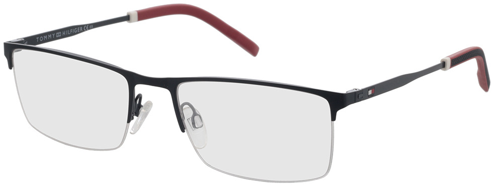 Picture of glasses model Tommy Hilfiger TH 1830 FLL 56-19 in angle 330