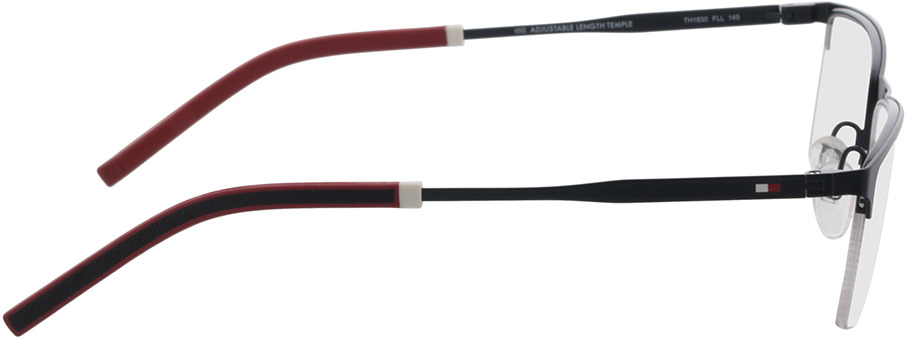 Picture of glasses model Tommy Hilfiger TH 1830 FLL 56-19 in angle 90