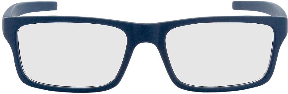 Picture of glasses model Nador dark-blue in angle 0