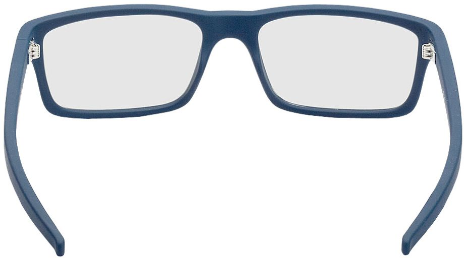 Picture of glasses model Nador-blue in angle 180