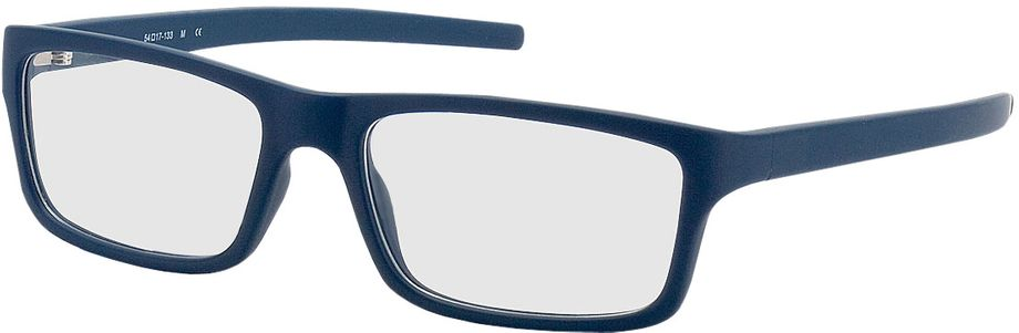 Picture of glasses model Nador-blue in angle 330