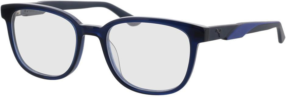 Picture of glasses model Puma PU0342O-002 in angle 330