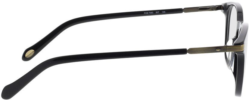 Picture of glasses model Fossil FOS 7063 807 48-19 in angle 90