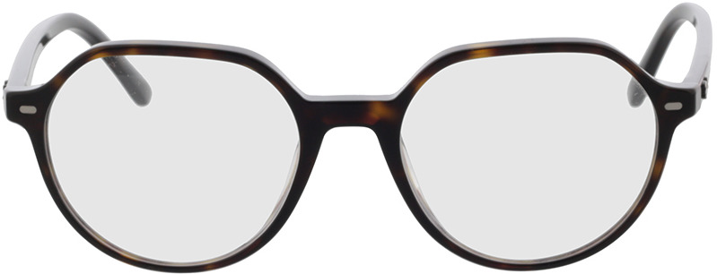 Picture of glasses model Ray-Ban RX5395 2012 51-18 in angle 0