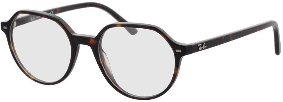 Picture of glasses model Ray-Ban RX5395 2012 51-18 in angle 330