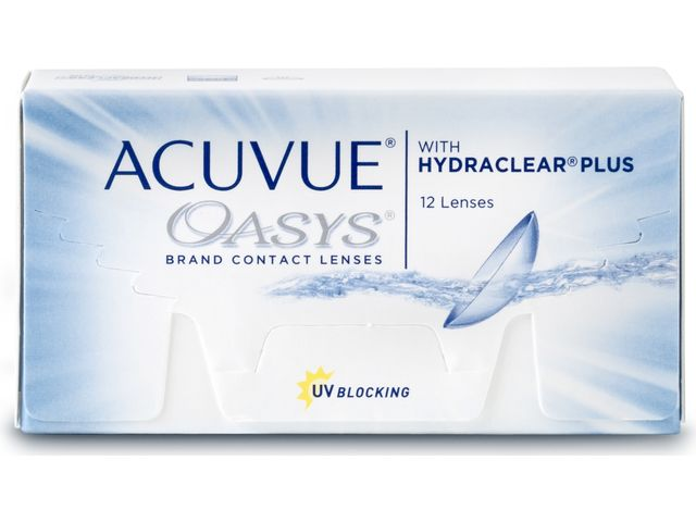Acuvue Oasys with Hydraclear Plus 12er Box