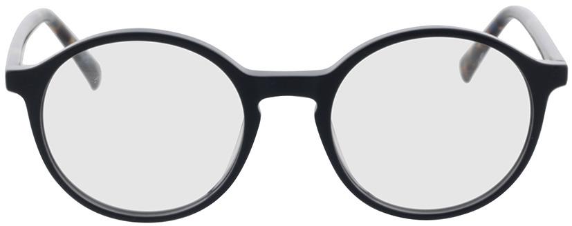 Picture of glasses model Reso-dunkelblau in angle 0