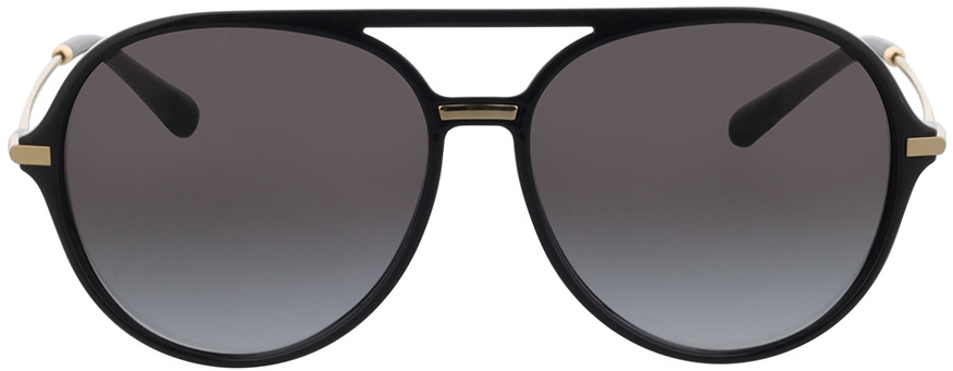 Picture of glasses model Dolce&Gabbana DG6159 501/8G 58 in angle 0