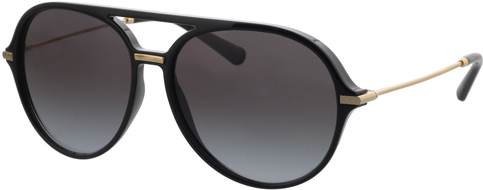 Picture of glasses model Dolce&Gabbana DG6159 501/8G 58 in angle 330