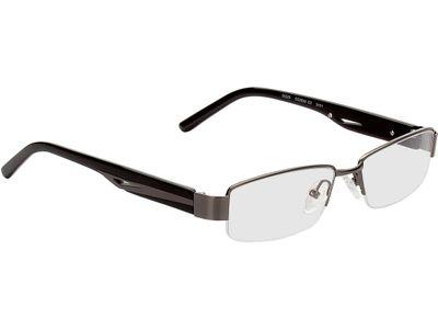 Brille Charleston-anthrazit/schwarz