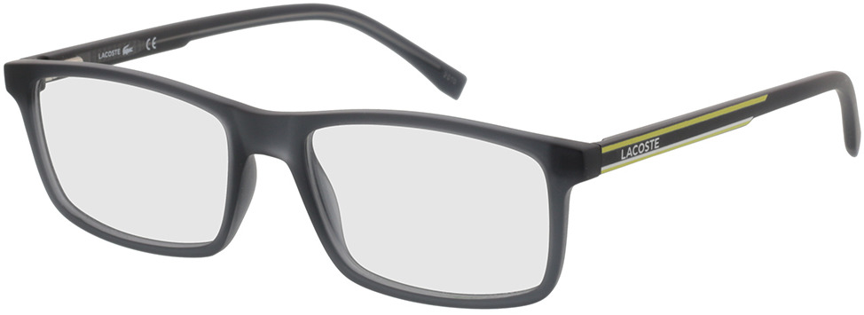Picture of glasses model Lacoste L2858 024 54-17 in angle 330