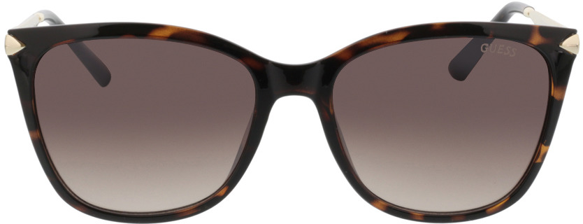 Picture of glasses model Guess GU7483 52G 56-17 in angle 0