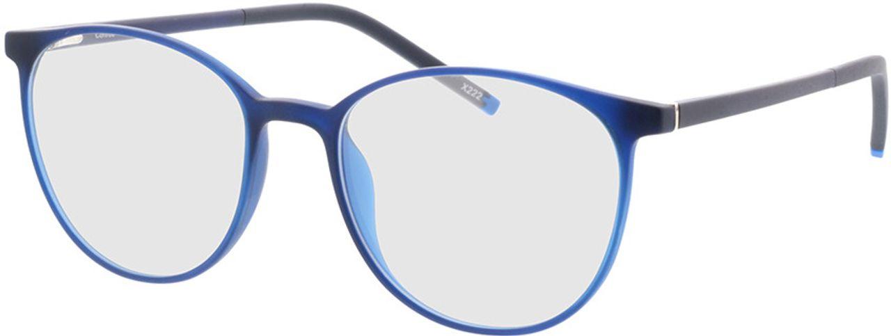 Picture of glasses model Conroe-matt blau in angle 330