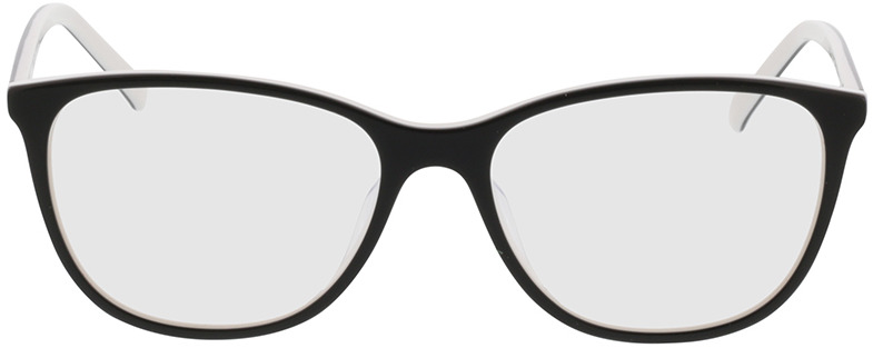 Picture of glasses model Lakeside-noir/blanc in angle 0