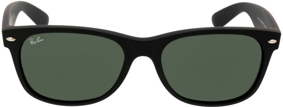 Picture of glasses model Ray-Ban New Wayfarer RB2132 622 55-18 in angle 0