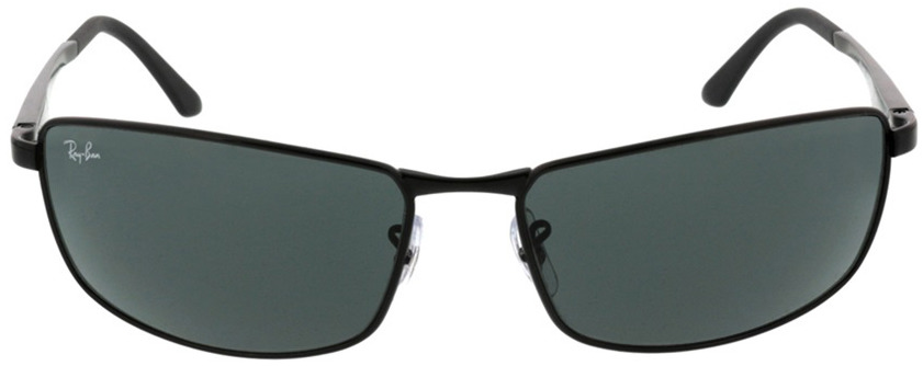 Picture of glasses model Ray-Ban RB3498 002/71 64-17 in angle 0