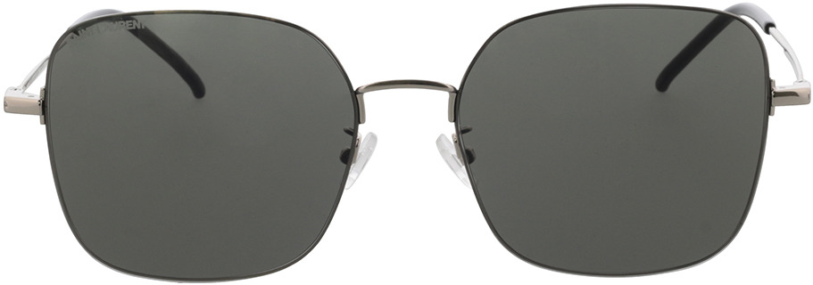 Picture of glasses model Saint Laurent SL 410 WIRE-004 59-18 in angle 0