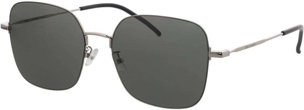 Picture of glasses model Saint Laurent SL 410 WIRE-004 59-18