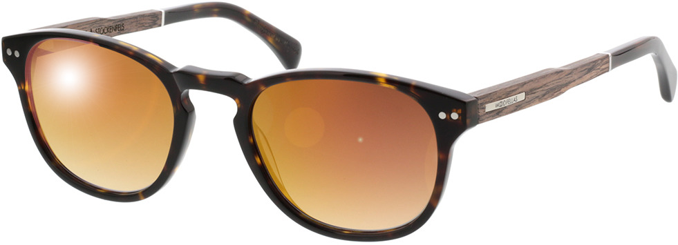 Picture of glasses model Wood Fellas Sunglasses Stockenfels nogueira/Havanna 51-21 in angle 330