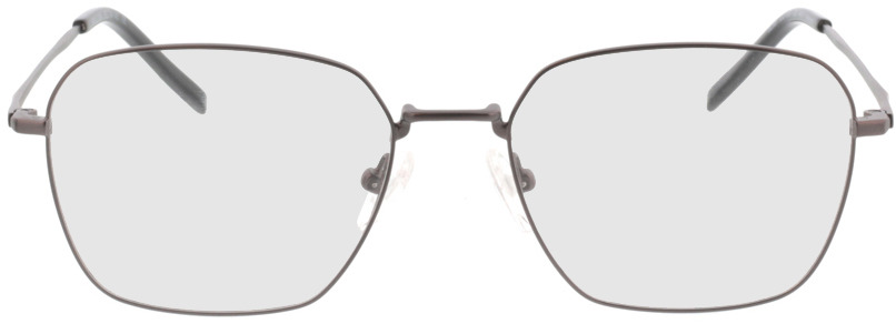 Picture of glasses model Kansas mate /prateado in angle 0