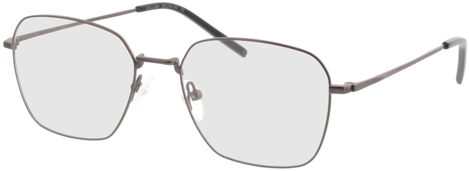 Picture of glasses model Kansas mate /prateado in angle 330