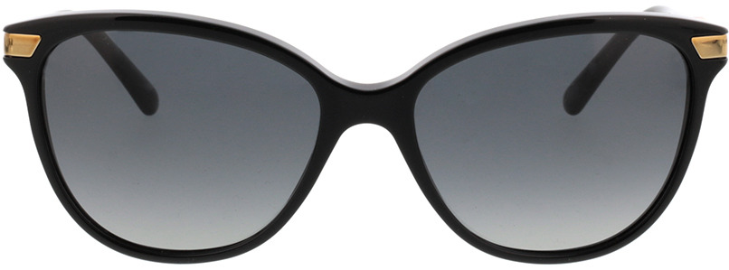Picture of glasses model Burberry BE4216 3001T3 57-16 in angle 0