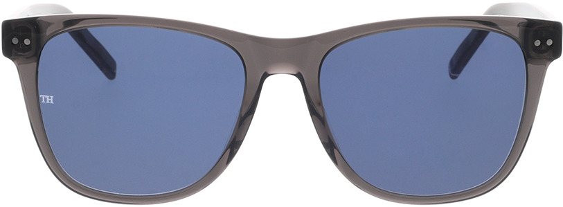 Picture of glasses model Tommy Hilfiger TH 1712/S KB7 54-18 in angle 0