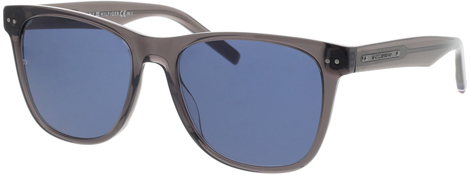 Picture of glasses model Tommy Hilfiger TH 1712/S KB7 54-18 in angle 330
