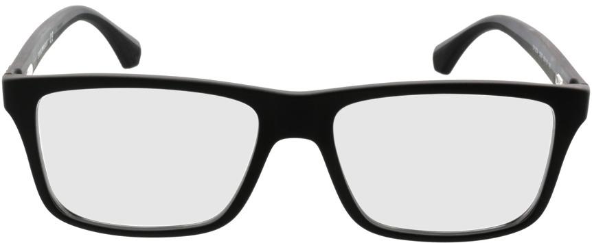Picture of glasses model Emporio Armani EA3034 5229 55-16 in angle 0