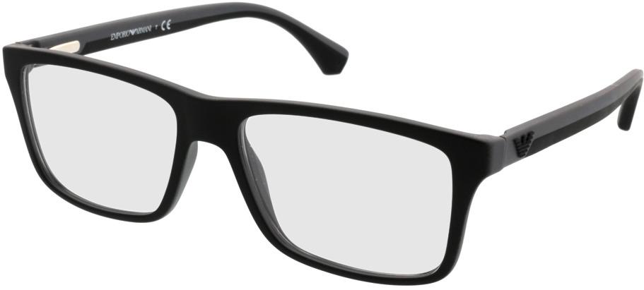 Picture of glasses model Emporio Armani EA3034 5229 55-16 in angle 330