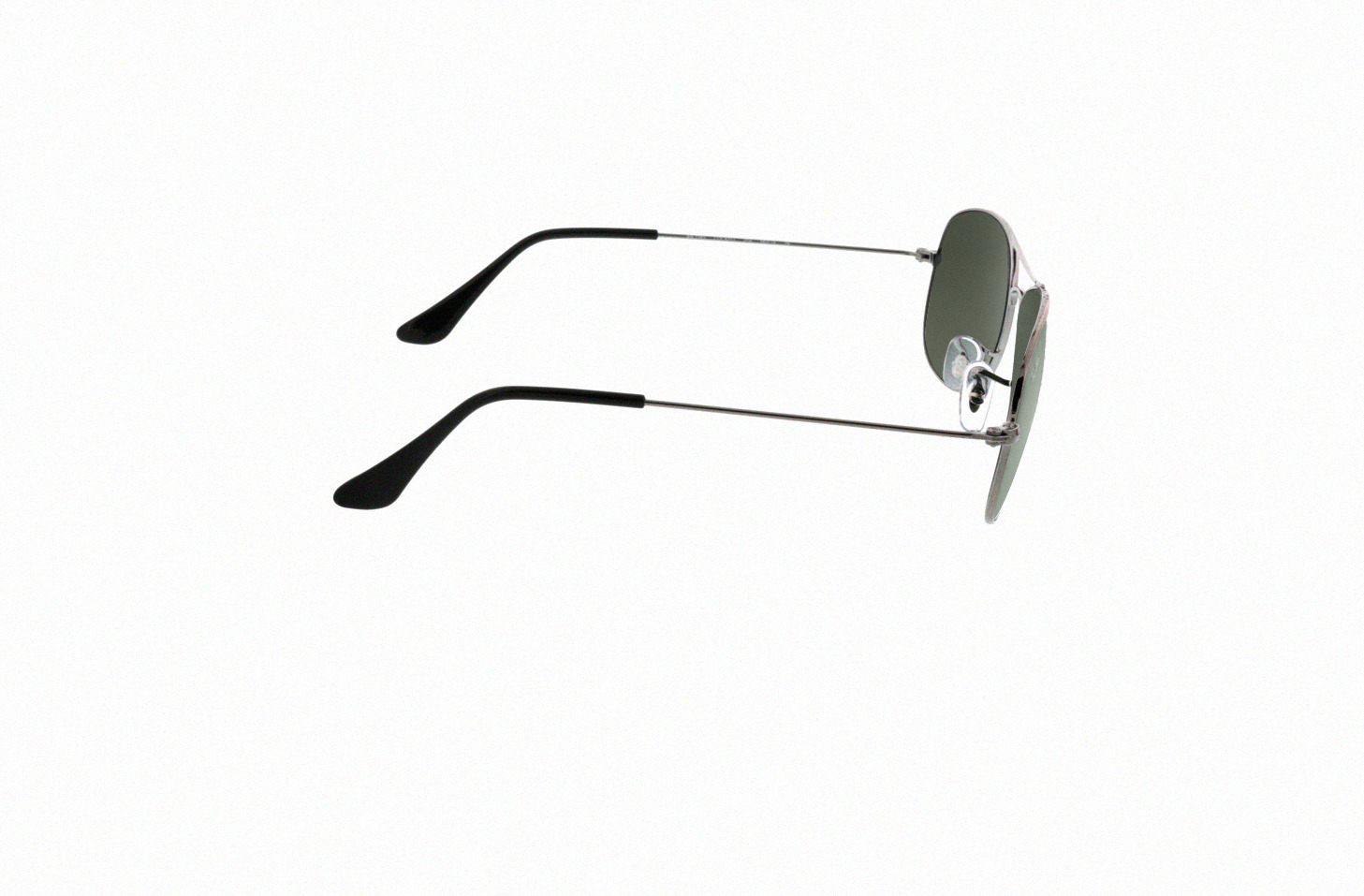 Picture of glasses model Ray-Ban Cockpit RB3362 004 56-14 in angle 90