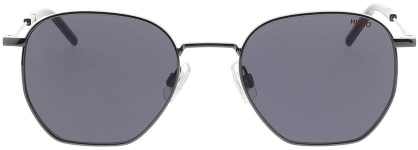 Picture of glasses model Hugo HG 1060/S KJ1 54-21 in angle 0