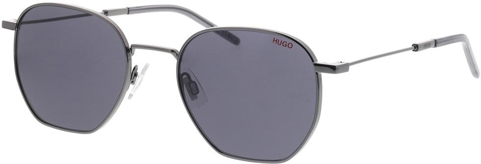 Picture of glasses model Hugo HG 1060/S KJ1 54-21 in angle 330