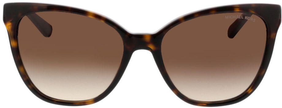 Picture of glasses model Michael Kors Napa MK2058 329313 55-17 in angle 0