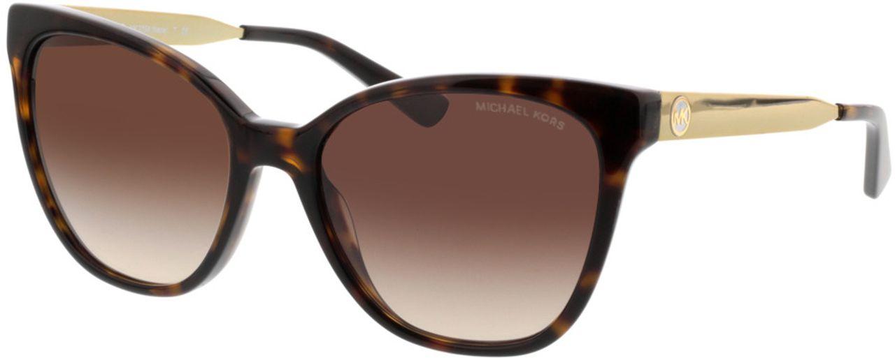 Picture of glasses model Michael Kors Napa MK2058 329313 55-17 in angle 330