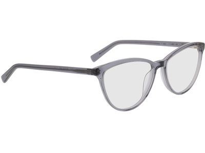 Brille Cambria-grau-transparent
