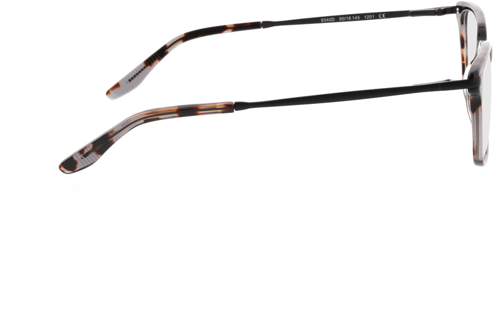 Picture of glasses model Celino-beige-meliert/anthrazit in angle 90