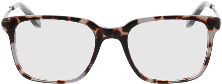 Picture of glasses model Celino-beige-meliert/anthrazit in angle 0