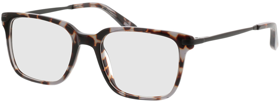 Picture of glasses model Celino-beige-meliert/anthrazit in angle 330