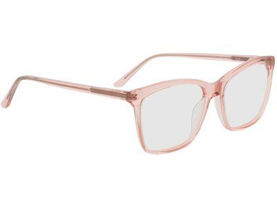 Brille Marham-rosa-transparent