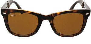 Picture of glasses model Ray-Ban Folding Wayfarer RB4105 710 50-21