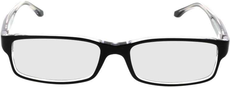 Picture of glasses model Ray-Ban RX5114 2034 54 16 in angle 0