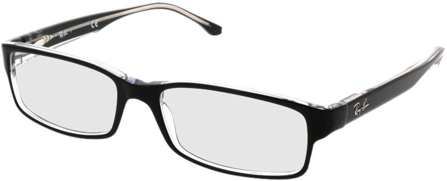 Picture of glasses model Ray-Ban RX5114 2034 54-16 in angle 330