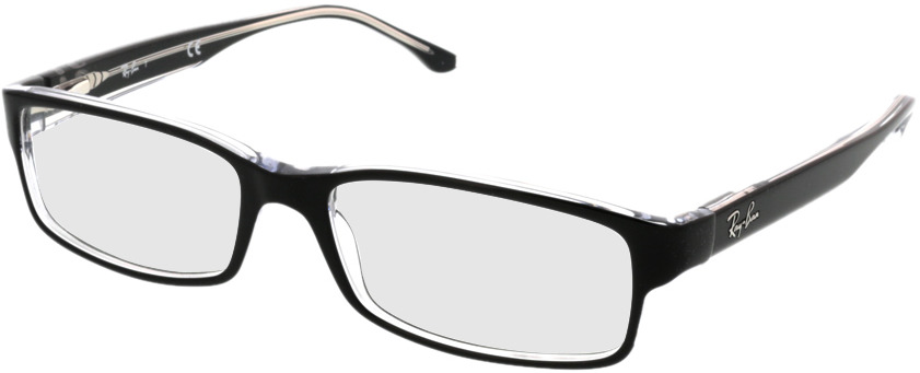 Picture of glasses model Ray-Ban RX5114 2034 54 16 in angle 330