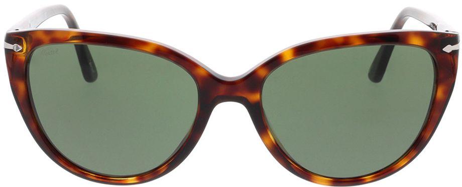 Picture of glasses model Persol PO3251S 24/31 55-18 in angle 0