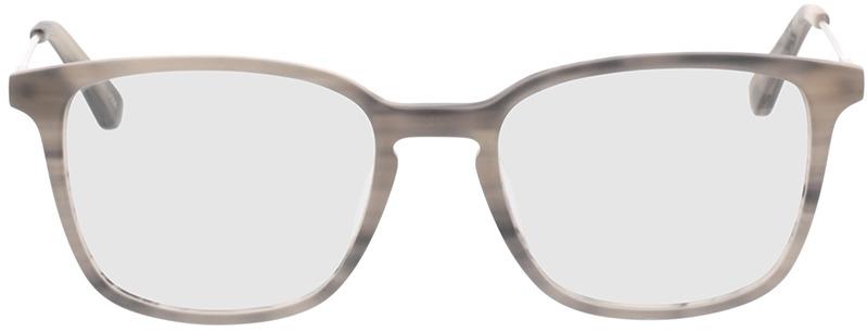 Picture of glasses model Lazio grijs-gevlekt/zilver in angle 0