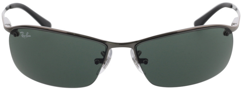 Picture of glasses model Ray-Ban Top Bar RB3183 004/71 63-15 in angle 0