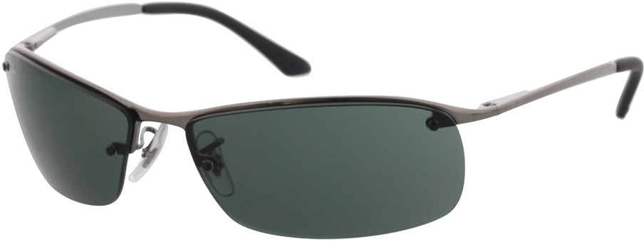 Picture of glasses model Ray-Ban Top Bar RB3183 004/71 63-15