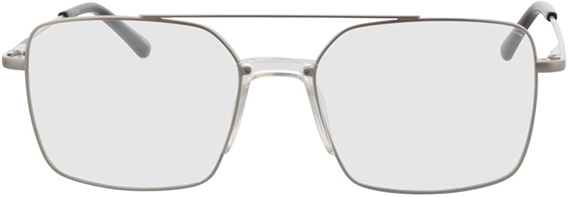 Picture of glasses model El Paso-silber in angle 0