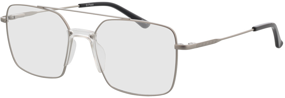 Picture of glasses model El Paso-silber in angle 330